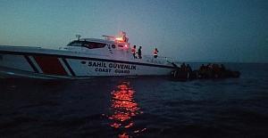 Aydın'da 33 göçmen yakalandı
