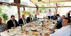 """Aydoğan: """"Biz üreticiler için varız"""""""