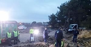 Ayvalık'ta Baski'den Arıtma Sorunu çözümü için dev adım