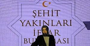 """Bakan Kaya: """"Bu millet 15 Temmuz'da özgürlüğüne aşık olduğunu gösterdi"""""""