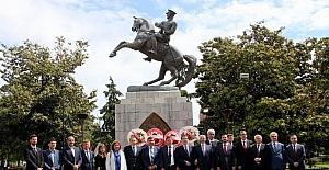 Balkanlardan Samsun çıkartması