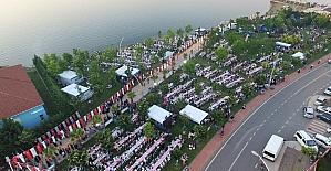 Başiskele Sahili'nde İftar ve Ramazan Programı yapılacak