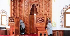 Başiskele'nin camileri Ramazan ayına hazır