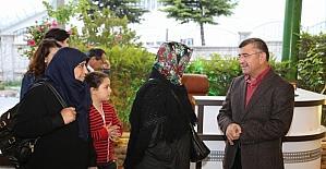 Başkan Akdoğan Şehit ve Gazi yakınlarıyla iftarda buluştu