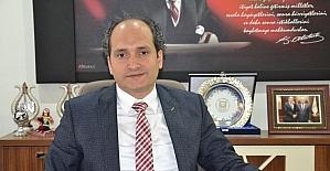 Başkan Demiraslan'dan kongre açıklaması
