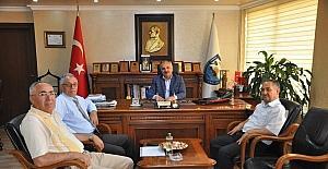 """Başkan Dinçer: """"Esnafın terazisi adil olmalı"""""""