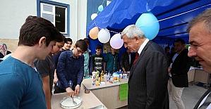 """Başkan Karaosmanoğlu, """"Gençlere yol göstermek için çalışıyoruz"""""""