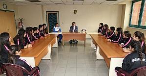Başkan Şirin'den spora destek