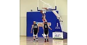 Basketbolun Efsaneleri yeniden Bergama'da