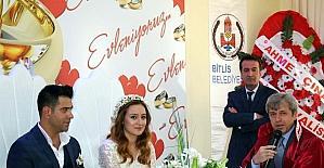 Belediye Başkan Vekili Çınar nikah kıydı