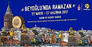Beyoğlu'nda Ramazan etkinlikleri