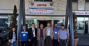 Bosna Hersek'teki sempozyuma Harran Üniversitesinde 6 akademisyen katıldı