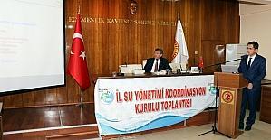 Burdur Valisi'nden kuraklık açıklaması