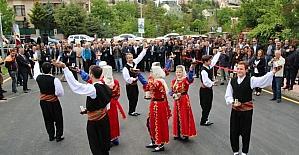 Çankaya'da Elazığ Havası: Harput Parkı açıldı