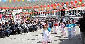 Çelikhan Atatürk İlkokulunda okuma bayramı düzenlendi