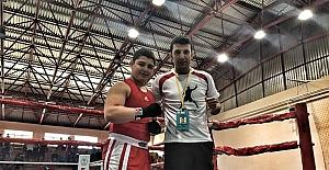 Çorlulu sporcu Türkiye üçüncüsü