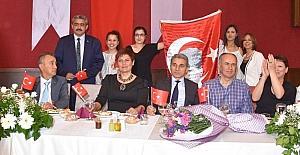 Cumhuriyet Kadınlar Derneğinin etkinliği birlik beraberliğin simgesi oldu
