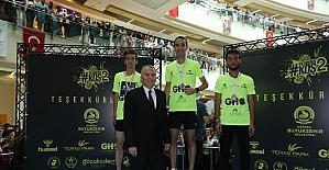 Denizli'de, Peşinden Koş yarışının ödülleri sahiplerin buldu