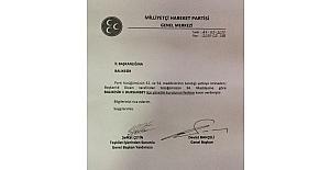 Dursunbey MHP İlçe Başkanı ve yönetimi görevden alındı