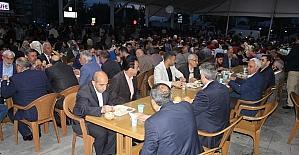 Elazığ'da iftar çadırında her gün bin 500 kişiye iftar
