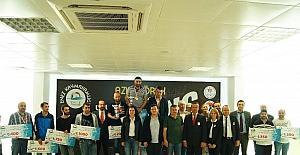 Enez Kaymakamlığı Aziz Yörük Uluslararası Satranç Turnuvası sona erdi