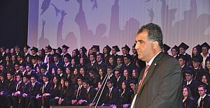 GKV Liseleri 2017 Mezunlarına Muhteşem Uğurlama
