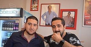 İbrahim Tatlıses'ten hayranı olan genç girişimciye destek