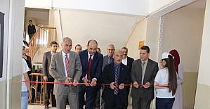 Iğdır'da TUBİTAK Bilim Fuarı açıldı