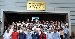İpek Böceği Projesi'yle öğrenciler ücretsiz ders aldı