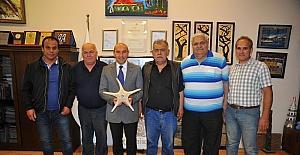 İzmirli balıkçılardan Başkan Soyer'e teşekkür