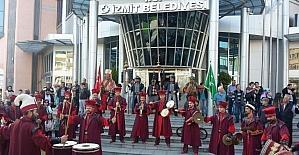 İzmit Belediyesi önünde mehteran gösterisi yapılacak