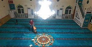 Karacabey'de camilerin bakımları tamamlandı