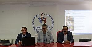 Karaman'da otizmli çocuklar sporla tanışıyor