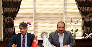 KBÜ ile Yunus Emre Enstitüsü arasında protokol imzalandı