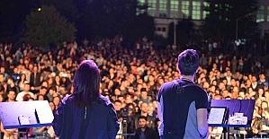Kent Orkestrası, Bartın Üniversitesi'nde konser verdi