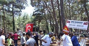Kırşehirliler piknikte buluştu
