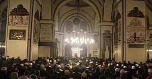 Korkuteli'de 6 camide hatimle teravih namazı kılınıyor
