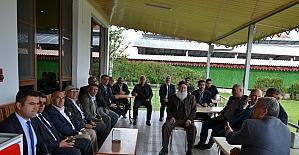 Kulu'da, tahılda lisanslı depoculuk sistemi anlatıldı
