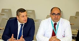 """Kurca,""""Yozgat Şehir Hastanesinde mükemmeliyeti yakalamak istiyoruz"""""""