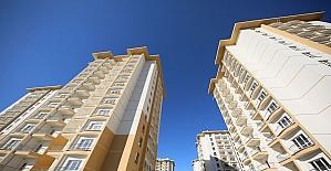 Malatya'da 1 ayda 920 konut satıldı