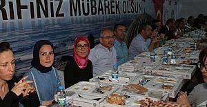 Mardin'de ilk iftar açıldı