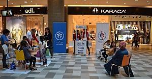 'Merkezim Her Yerde Projesi' Optimum Alışveriş Merkezi'nde