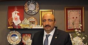 """Milletvekili Açıkkapı;""""Bu coğrafyanın kaderi için verilen mücadelenin adı İstanbul'un fethidir"""""""