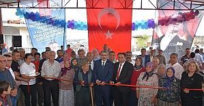 Nazilli Belediyesi Uzunçam'a çok amaçlı salon kazandırdı