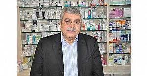 Niğde Eczacı Odası Başkanı Nihat Öztürk: 'Medikal malzemeler eczanelerden alınacak'