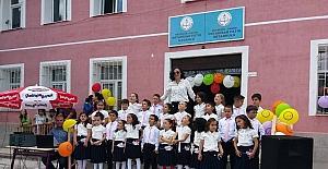 Ortahisar Fatih ilkokulunda okuma bayramı düzenlendi