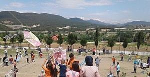 Osmaneli'de Uçurtma Şenliği düzenlendi