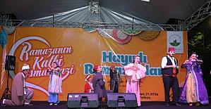 Osmangazi'de Temaşa-i Ramazan coşkusu