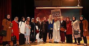 'Osmanlı'da Kadının Rolü' konferansı büyük ilgi gördü