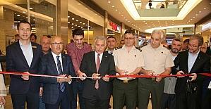 "Park Afyon AVM'de ""Hüsn-i Hat Sergisi"" açıldı"